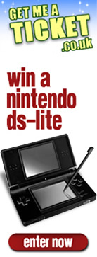 Win a nintendo ds-lite